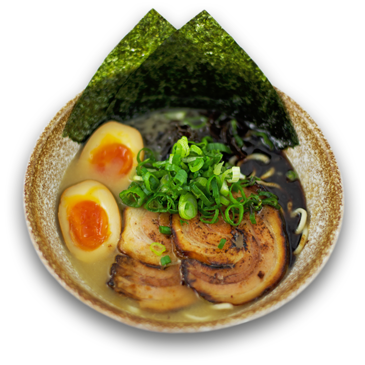 Blackgarlic Ramen